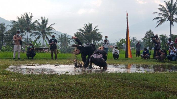 Menikmati Tradisi Makan Baradaikhingga Silek Lanyah di Desa Wisata Kubu Gadang Padang Panjang