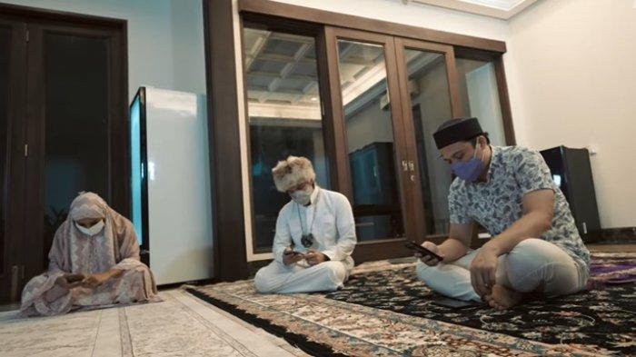 Atta Halilintar gelar syukuran di rumah barunya bersama timnya dan Aurel Hermansyah