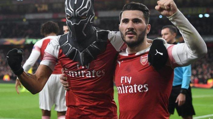 Inter Milan Mulai Pantau Situasi Pierre-Emerick Aubameyang di Arsenal