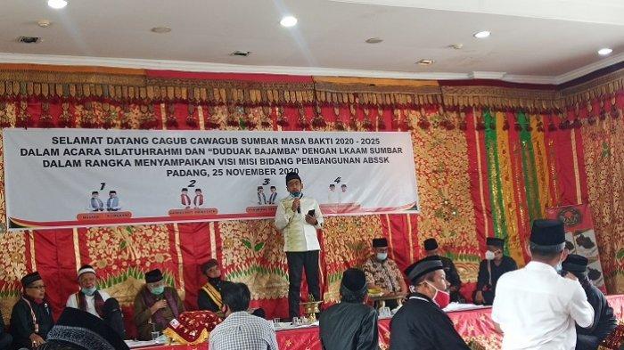 Besok, Calon Wakil Gubernur Sumbar Audy Joinaldy Tidak Ikut Mencoblos, Alasannya KTP Jakarta