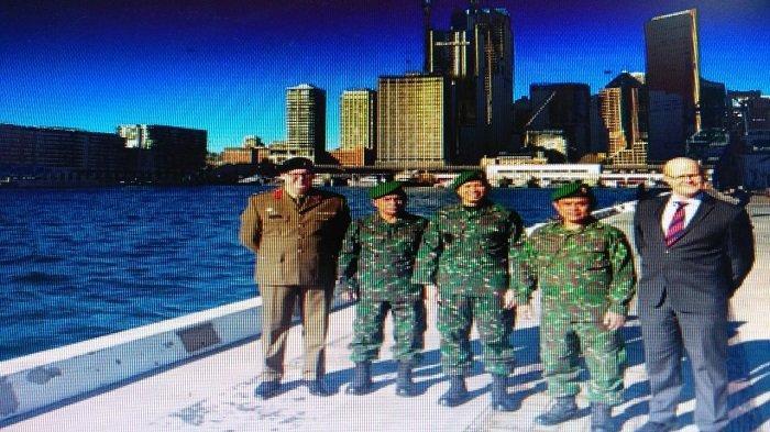 Mengintip Proses Penulisan Buku 'Sejarah Kerjasama TNI AD dengan Angkatan Darat Australia'