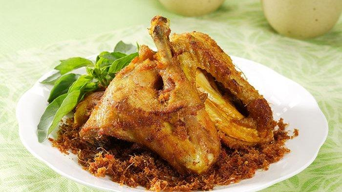 Resep Ayam Bumbu Padang dan Cara Membuat Ayam Goreng Lengkuas, Trik Agar Tak Gosong Saat Digoreng