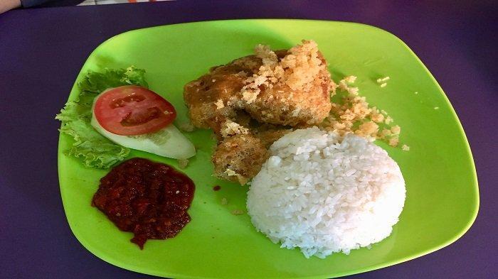 TRIBUNWIKI: Rekomendasi Tempat Makan dengan Menu Ayam yang Lezat di Kota Padang