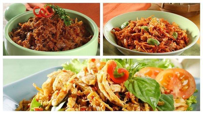 Resep Masakan - Cara Mudah Membuat Ayam Suwir Enak, Bagi Pemula juga Bisa!