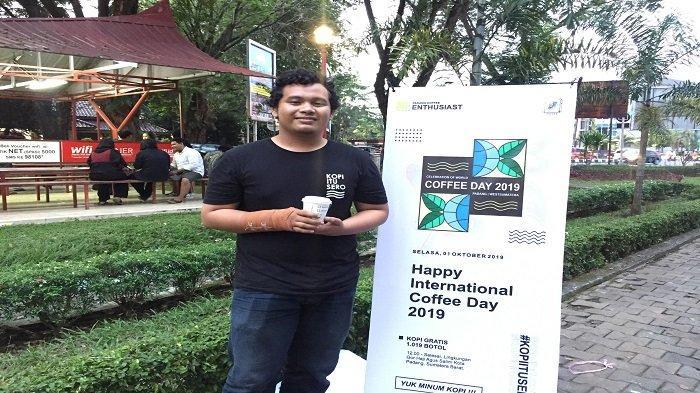 Padang Coffee Enthusiast Jadi Pilihan Bagi Komunitas Pecinta Kopi di Kota Padang
