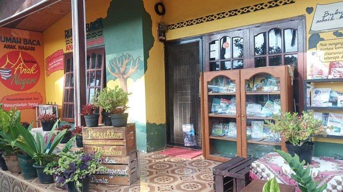 Rumah Baca Anak Nagari di Bukittinggi, Ada Bimbel Gratis dan Solusi Atasi Kejenuhan Belajar Online