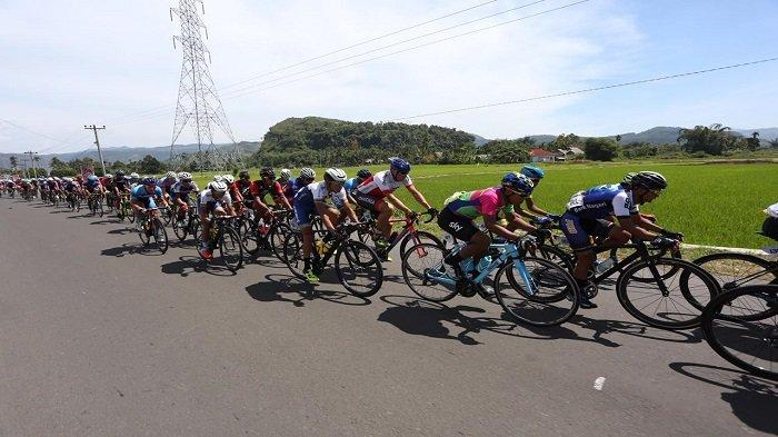 Etape III Tour de Singkarak (TdS) 2019,Persaingan Semakin Ketat,Pembalap Jesse Ewart Posisi Teratas