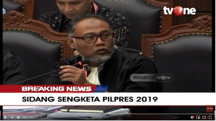Bambang Widjojanto Hadir di Mahkamah Konstitusi (MK) Jelang Putusan, Mengaku Yakin dan Tak Cemas