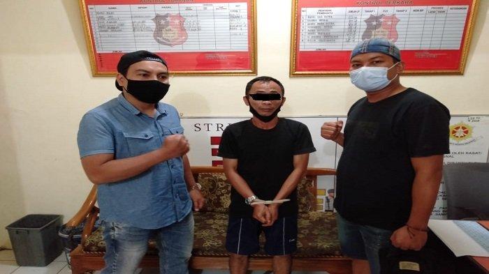 Lelaki di Padang Dilaporkan Menipu, Modus Pelaku Jual Ban Pakai Kwitansi Bermaterai 6000