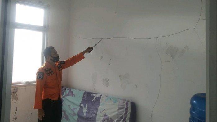 Kerusakan Akibat Gempa 5,8 SR di Mentawai Bertambah, BPBD: Dinding Puskesmas & RSUD Retak-retak