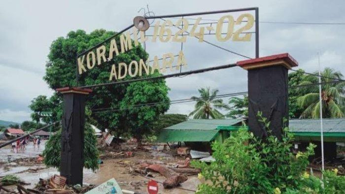 Rilis BNPB: 41 Orang Meninggal, 7 Orang Hilang Jadi Korban Banjir Bandang Adonara Flores Timur
