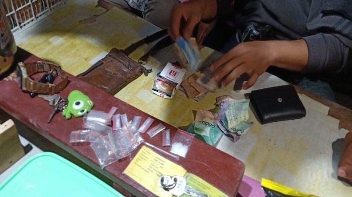 Polresta Padang Amankan 4 Pelaku Penyalahgunaan Narkoba Dalam Satu Hari