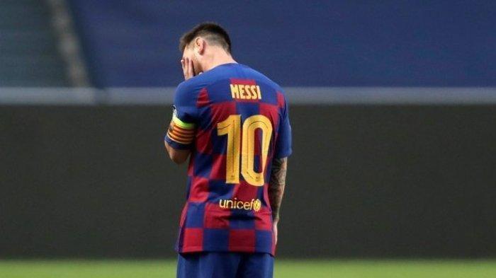 PREDIKSI Starting XI Barcelona Musim 2022 - Teka-teki Lionel Messi, Pendatang Baru Siap Berkiprah