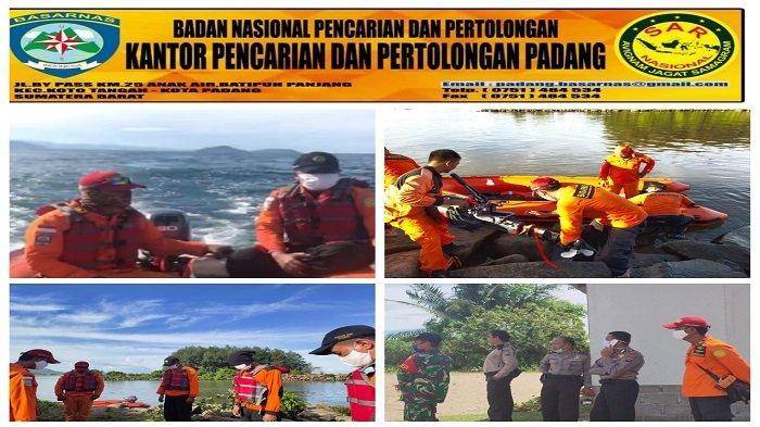 Upaya Pencarian Nelayan Ayah dan Anak Asal Pesisir Selatan Nihil, Seusai Hari ke-7 Dihentikan