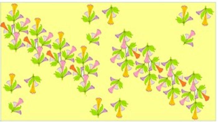 Ilustrasi: Satu motif batik