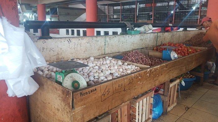 POPULER PADANG - Bayi Fajar Al Hadi Terbaring di RS Bhayangkara Padang| Harga Bawang Putih Naik