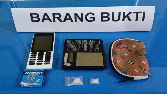 2 Paket Diduga Sabu Ditemukan di Saku Celana Warga Tanah Datar, Polisi Cegat di Pinggir Jalan