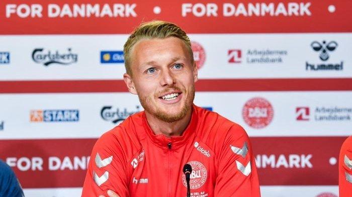 Bek asal Denmark, Simon Kjaer, bergabung ke AC Milan pada bursa transfer Januari 2020.