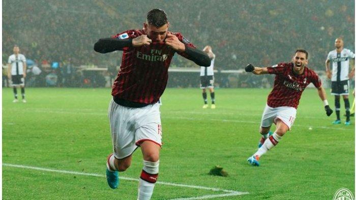 Theo Hernandez Jadi Mesin Gol AC Milan Saat Striker Mandul, Jebol Gawang Parma Genoa hingga Roma
