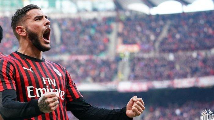 Gol Frank Kessie Selamatkan AC Milan dari Kekalahan Lawan Napoli, Rossoneri Urung ke Zona Liga Eropa