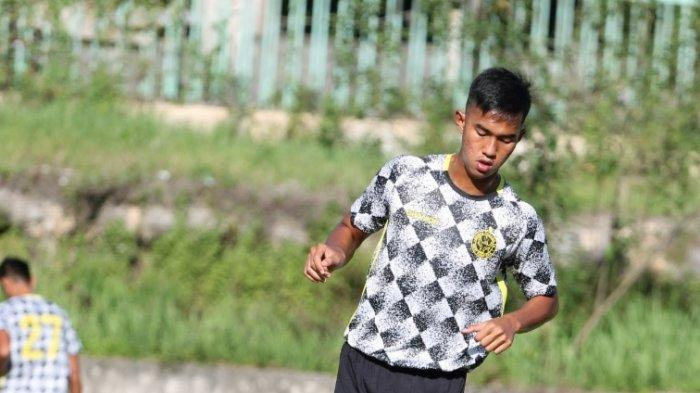 2 Nama Pemain Semen Padang di TC Timnas U-19 Indonesia di Jakarta, Genta Alparedo & Muhammad Fadhil
