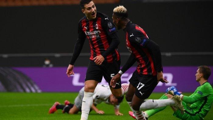 Stefano Pioli Tak Pusing Lagi Ibrahimovic Absen, AC Milan Sudah Punya Penyerang Utama Lain?