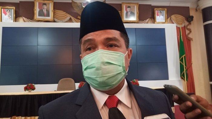 Resmi Dilantik, Ini Profil Penjabat Sekda Provinsi Sumbar Benni Warlis