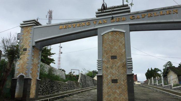 Benteng Van der Capellen Batusangkar, Peninggalan Penjajah Belanda yang Pernah Dijadikan Markas BKR