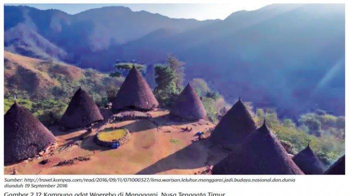 Berdasarkan Teks 'Rumah Adat Suku Manggarai' di Atas, Tuliskan Informasi Baru yang Kamu Dapatkan