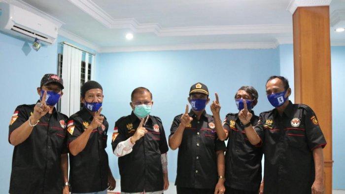 Berduyun-Duyun, Pasangan MUALIM Terima Dukungan Dari FGD PKDP Sumatera Barat
