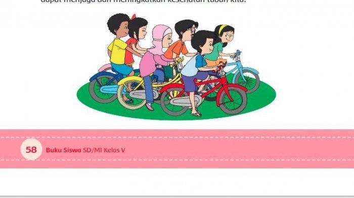 Tag Aku Bersepeda Berkeliling Desa Kembangkan Ide Ide Pokok Berikut Menjadi Sebuah Paragraf Bersepeda Adalah Kegiatan Kesukaanku Tribun Padang