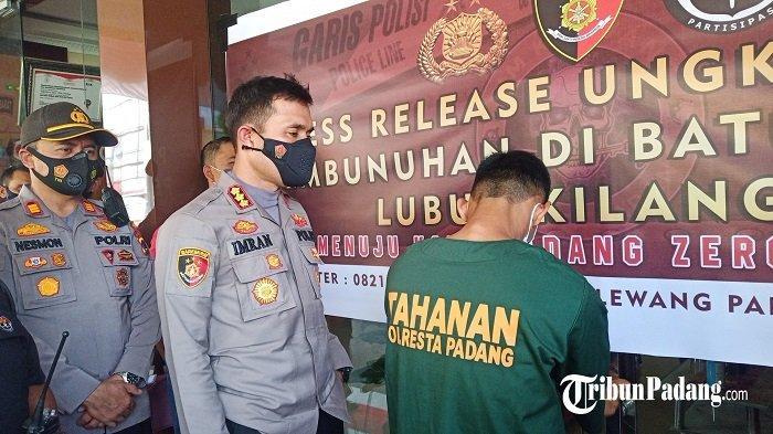 Kesal Dompet Anak Berisi Uang Rp 1 Juta Hilang, Seorang Lelaki di Padang Tega Habisi Teman Sendiri