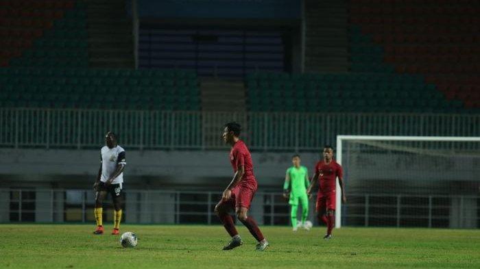 Pemain Undangan Timnas Senior Indonesia Cetak Gol Kalahkan Bhayangkara FC
