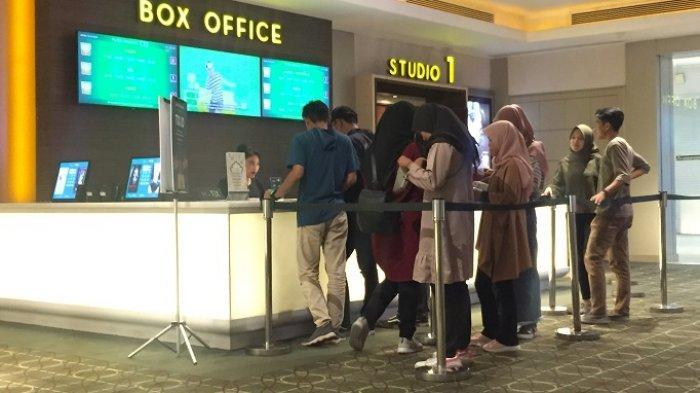 Jadwal Bioskop di Padang Senin 11 Januari 2021, Film Horor Bekas Rumah Sakit & Mariposa Masih Tayang