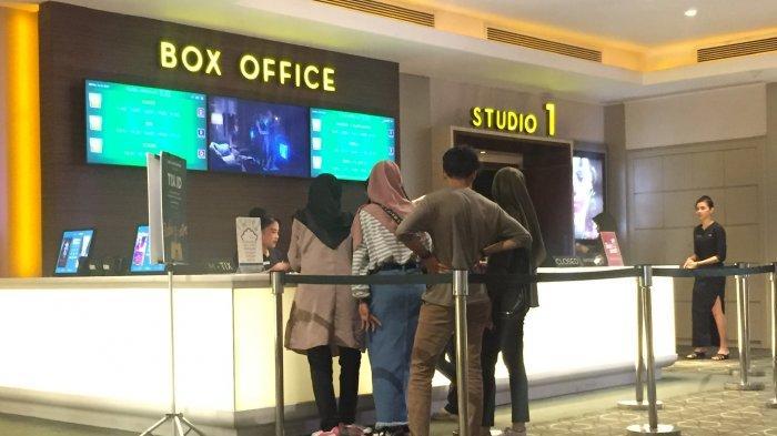 Jadwal Film Bioskop Kota Padang Hari Ini Jumat (16/4/2021), Tayang Film Shadow In The Cloud