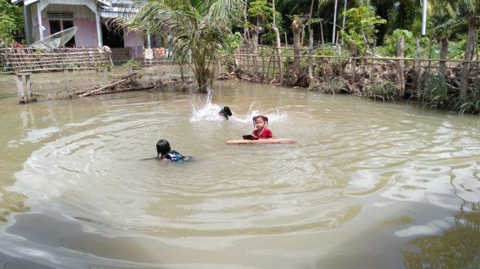 901 KK Terdampak Banjir di Ranah Ampek Hulu,Nagari Binjai dan Kampung Tangah Daerah Terparah