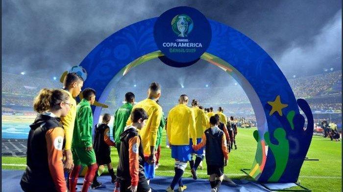 Laga Syarat Dendam Brazil Vs Peru dan Jadwal Copa America Lainnya