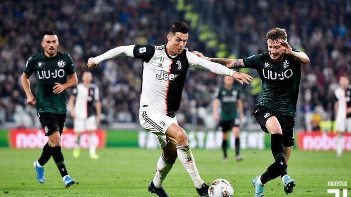 Cristiano Ronaldo Bisa Capai 50 Gol di Juventus Apabila Cetak 2 Gol ke Gawang Fiorentina