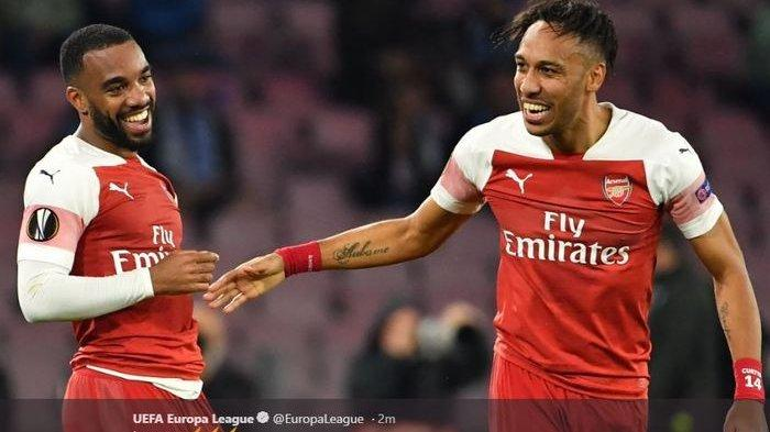 Prediksi & Starting XI Arsenal vs Aston Villa, Mikel Arteta Bertumpu pada Ketajaman Aubameyang