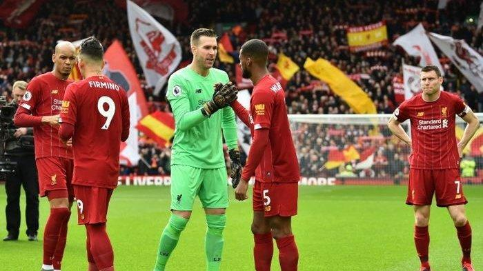 Hasil Liverpool vs Newcastle - Stadion Anfield Memang tidak Angker Lagi, The Reds Makin Tumpul