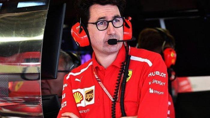 Hingga Paruh Musim Tim 'Kuda Jingkrak' Belum Pernah Menang, Ini Kata Bos Ferrari
