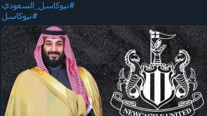 Newcastle United Kini Jadi Klub Kaya, Konsorsium Arab Saudi Akuisisi dari Sang Pemilik, Mike Ashley