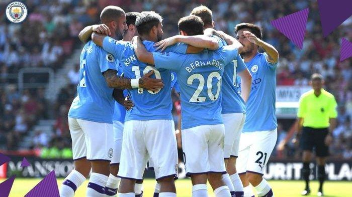 STARTING XI Borussia Monchengladbach vs Manchester City - Skema Pep, Ilkay Guendogan Trauma