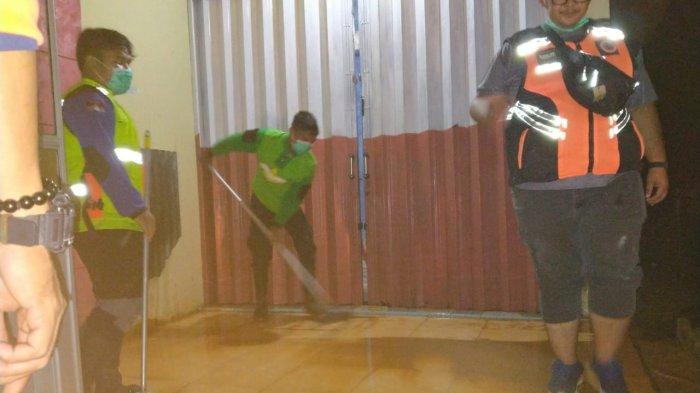 UPDATE Kondisi 63 Rumah Tergenang Banjir di Bungus Teluk Kabung, BPBD: Air Sudah Surut