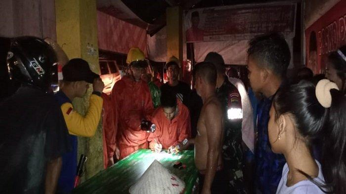 9 Rumah dan 2 Warung Milik Warga Sungai Limau Padang Pariaman Rusak, Diterjang Angin Puting Beliung