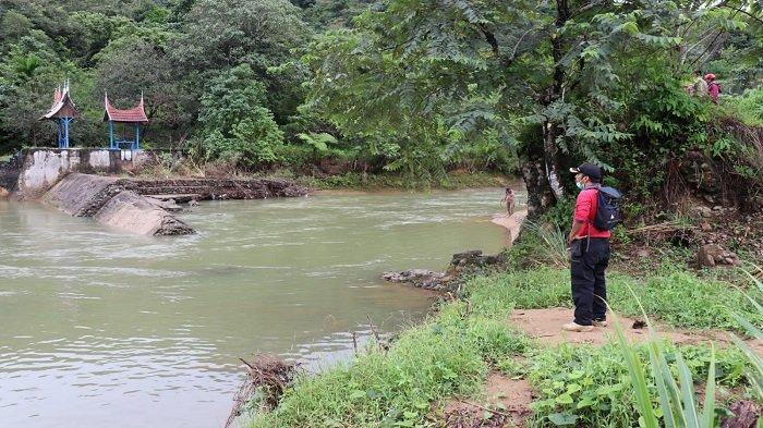 BPBD Kota Padang Survei Penyebab Banjir, Terungkap Penyumbatan Arus Sungai dan Berbelok ke Pemukiman
