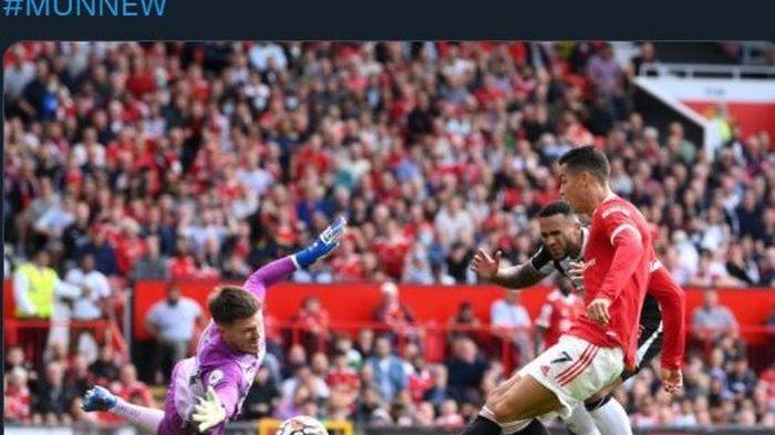 STARTING Young Boys vs Man United - Teka-teki Nama Ronaldo Tercantum, Cavani Malahan tak Masuk Skuat