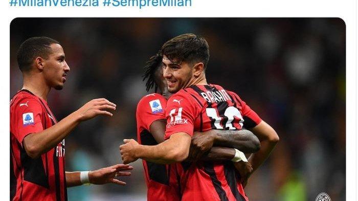 Pelatih AC Milan Stefano Pioli Tak Senang Lihat Permainan Anak Asuh Lawan Venezia di Babak Pertama