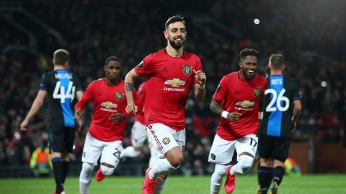 Hasil Manchester City vs Manchester United - Bruno Fernandes dan Luke Shaw Jadi Pahlawan Setan Merah