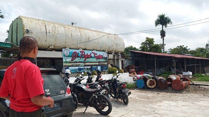 Budi Daya Ikan Si Pujuk Farm Padang, Fasilitasi Magang dan Kamar Tidur Gratis Bagi Pelajar Lelaki